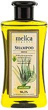 Parfémy, Parfumerie, kosmetika Šampon na vlasy - Melica Organic Shine Shampoo