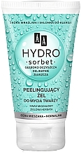Parfémy, Parfumerie, kosmetika Exfoliační čisticí gel - AA Hydro Sorbet Peeling Gel