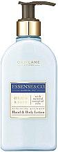 Parfémy, Parfumerie, kosmetika Lotion na ruce a tělo s irisem a šalvějí - Oriflame Essense & Co. Hand&Body Lotion