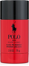 Parfémy, Parfumerie, kosmetika Ralph Lauren Polo Red - Deodorant v tyčince