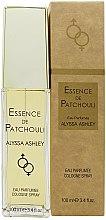 Parfémy, Parfumerie, kosmetika Alyssa Ashley Essence de Patchouli - Kolínská voda