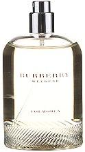 Parfémy, Parfumerie, kosmetika Burberry Weekend for women - Toaletní voda (tester bez víčka)