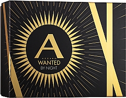 Parfémy, Parfumerie, kosmetika Azzaro Wanted By Night - Sada (edp/100ml + deo/75ml)