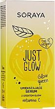 Parfémy, Parfumerie, kosmetika Hydratační sérum s vitamínem C - Soraya Just Glow Serum