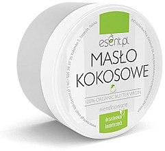 Parfémy, Parfumerie, kosmetika Organický kokosový olej, nerafinovaný - Esent