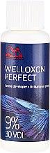 Parfémy, Parfumerie, kosmetika Oxidant - Wella Professionals Welloxon Perfect 9%
