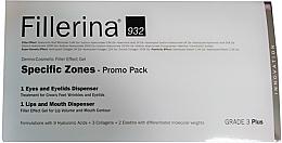 Parfémy, Parfumerie, kosmetika Sada - Fillerina Grade 3+ (lips/gel/7ml + eye/gel/15ml)