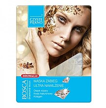 Parfémy, Parfumerie, kosmetika Maska na obličej - Czyste Piekno Bosca Diamond Mask