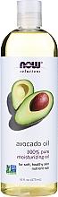 Parfémy, Parfumerie, kosmetika Olej z avokádo - Now Foods Solution Avocado Oil