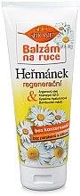 Parfémy, Parfumerie, kosmetika Balzám na ruce s heřmánkem - Bione Cosmetics Hermanek