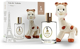 Parfémy, Parfumerie, kosmetika Parfums Sophie La Girafe Eau de Toilette - (edt/100ml+toy)