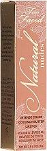 Parfémy, Parfumerie, kosmetika Krémová rtěnka - Too Faced Natural Nudes Lipstick