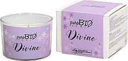 Parfémy, Parfumerie, kosmetika Organická svíčka - PuroBio Home Organic Divine