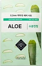 Parfémy, Parfumerie, kosmetika Ultra tenká pleťová maska s extraktem z aloe - Etude House Therapy Air Mask Aloe