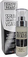 Parfémy, Parfumerie, kosmetika Pleťové sérum - Man's Beard Serum Sublimateur Visage