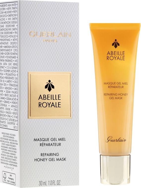 Maska-gel na obličej - Guerlain Abeille Royale Repairing Honey Gel Mask — foto N1