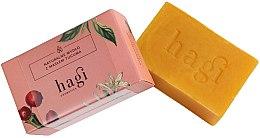 Parfémy, Parfumerie, kosmetika Přírodní mýdlo s olejem Tucuma - Hagi Natural Soap