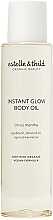 Parfémy, Parfumerie, kosmetika Tělový olej - Estelle & Thild Citrus Menthe Citrus Menthe Instant Glow Body Oil