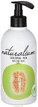 """Parfémy, Parfumerie, kosmetika Výživné tělové mléko """"Meloun"""" - Naturalium Body Lotion Melon"""