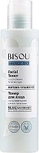 Parfémy, Parfumerie, kosmetika Pleťový toner Multivitamín - Bisou AntiAge Bio Facial Toner