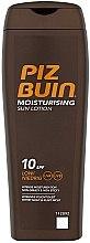 Parfémy, Parfumerie, kosmetika Hydratační tělové mléko - Piz Buin Sun Moisturising Sun Lotion SPF10