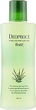 Parfémy, Parfumerie, kosmetika Hydratační toner proti vráskám s aloe vera, kyselinou hyaluronovou a bylinnými extrakty - Deoproce Hydro Soothing Aloe Vera Toner