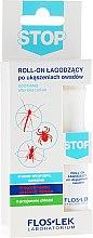 Parfémy, Parfumerie, kosmetika Přípravek po bodnutí hmyzem - Floslek STOP Roll-on Soothing Bites Insects