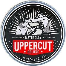 Parfémy, Parfumerie, kosmetika Stylingová hlína - Uppercut Deluxe Matt Clay