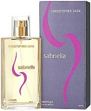 Parfémy, Parfumerie, kosmetika Christopher Dark Sabriella - Parfémovaná voda