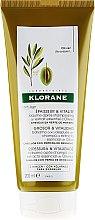 Parfémy, Parfumerie, kosmetika Kondicionér na vlasy - Klorane Thickness & Vitality Conditioner With Essential Olive Extract
