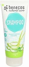 Parfémy, Parfumerie, kosmetika Šampon na vlasy - Benecos Natural Care Aloe Vera Shampoo