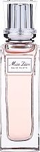 Parfémy, Parfumerie, kosmetika Dior Miss Dior Eau De Toilette Pearl Roller - Toaletní voda