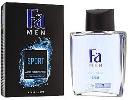 Parfémy, Parfumerie, kosmetika Lotion po holení - Fa Men Sport After Shave