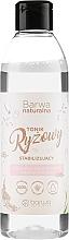 Parfémy, Parfumerie, kosmetika Stabilizační vyživující rýžový pleťový toner - Barwa Natural