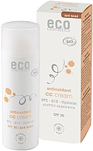 Parfémy, Parfumerie, kosmetika CC-krém - Eco Cosmetics Tinted CC Cream SPF30