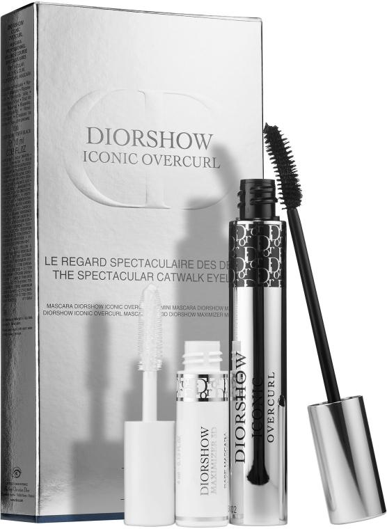 Sada - Dior Diorshow Iconic Overcurl (mascara/10ml + serum/4ml) — foto N1