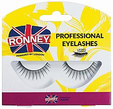 Parfémy, Parfumerie, kosmetika Umělé řasy, syntetické - Ronney Professional Eyelashes RL00015