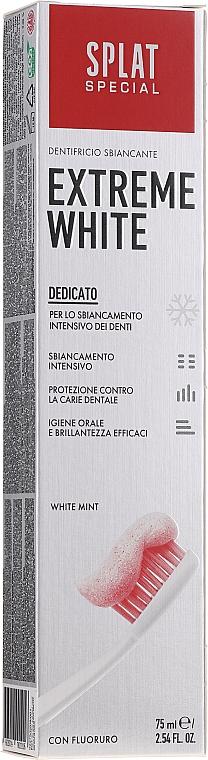 Zubní pasta s extrémně bělícím účinkem - Splat Special Extreme White Toothpaste