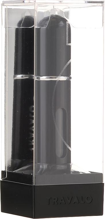 Pouzdro na parfémy - Travalo Classic HD Easy Fill Perfume Spray Black — foto N1
