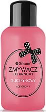 Parfémy, Parfumerie, kosmetika Odlakovač s glycerínem - Silcare
