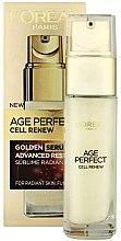 Parfémy, Parfumerie, kosmetika Obnovující sérum na obličej - L'Oreal Paris Age Perfect Cell Renew Serum