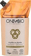 """Parfémy, Parfumerie, kosmetika Tekuté mýdlo """"Zvlhčování a výživa"""" - Only Bio Fitosterol (doypack)"""