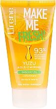 Parfémy, Parfumerie, kosmetika Gel na umytí s extraktem yuzu a moringovým olejem - Lirene Make Me Clean! Fresh Vegetable Gel
