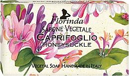 Parfémy, Parfumerie, kosmetika Přírodní mýdlo - Florinda Sapone Vegetale Honeysuckle