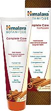 Parfémy, Parfumerie, kosmetika Organická zubní pasta se skořicí - Himalaya Herbals Botanique Complete Care Toothpaste Simply Cinnamon