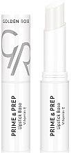 Parfémy, Parfumerie, kosmetika Podkladová báze na rty - Golden Rose Prime & Prep Lipstick Base