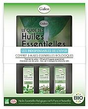 Parfémy, Parfumerie, kosmetika Sada esenciálních olejů Zimní - Galeo Vital Oils For Winter (ess/oil/3x10ml)