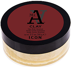 Parfémy, Parfumerie, kosmetika Texturizační jíl na vlasy - I.C.O.N. MR. A. Clay Mold Structure