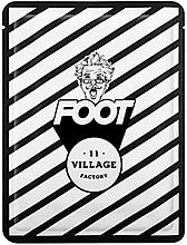 Parfémy, Parfumerie, kosmetika Hydratační maska na nohy ve tvaru ponožek - Village 11 Factory Relax Day Foot Mask
