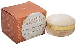 Parfémy, Parfumerie, kosmetika Gel na oční kontury - Stendhal Recette Merveilleuse Ultra Eye Contour Gel